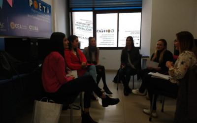 Entrevistas en el Centro POETA – CILSA Mar del Plata