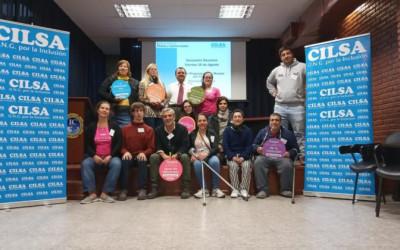 Becarios de Córdoba participaron de un taller sobre preparación al mundo del trabajo