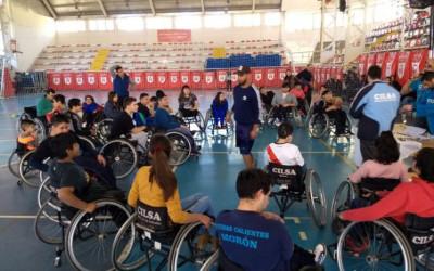 Jóvenes atletas celebraron en Morón