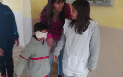 Acciones vivenciales con los niños de Circunvalación