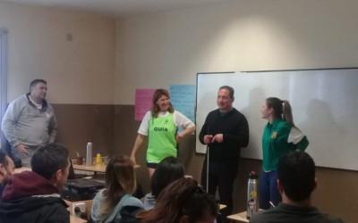 Proyecto educativo en el Instituto Pinos de Anchorena