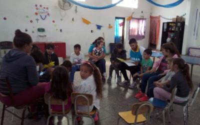 El Hogar Suroeste de CILSA participa de la Maratón de Lectura