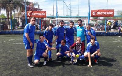 Semifinales de la Liga de Fútbol Inclusiva