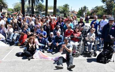Encuentro solidario e inclusivo