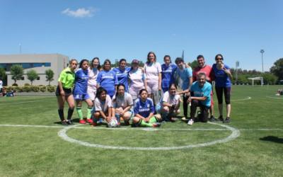 Final de la Liga de Fútbol Inclusivo