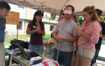 La universidad trabaja por la inclusión social
