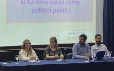 CILSA presente en charla debate sobre turismo social