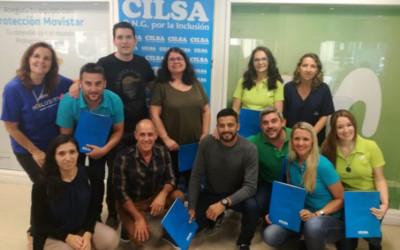 Telefónica participa de un taller de sensibilización