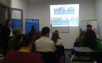 Consultores de Empresas y CILSA brindas talleres para el ámbito laboral