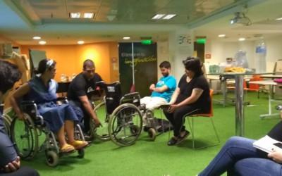 Telefónica: Se charló sobre mitos y prejuicios sobre discapacidad