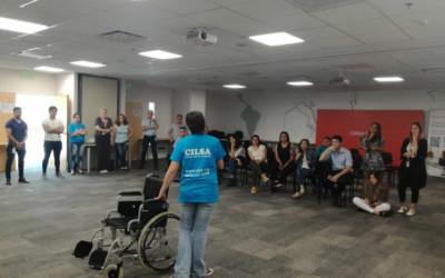 Capacitación para Oracle Argentina