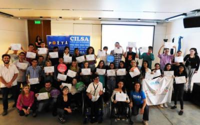 POETA: Egresaron nuevos participantes