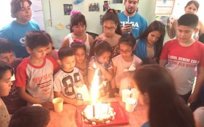Los chicos de San Vicente realizaron la muestra anual de trabajos