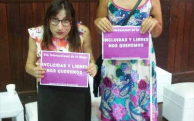 CILSA participó del Encuentro «Mujeres y Discapacidad»