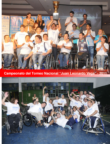 Campeones del Torneo Nacional Juan L Vega