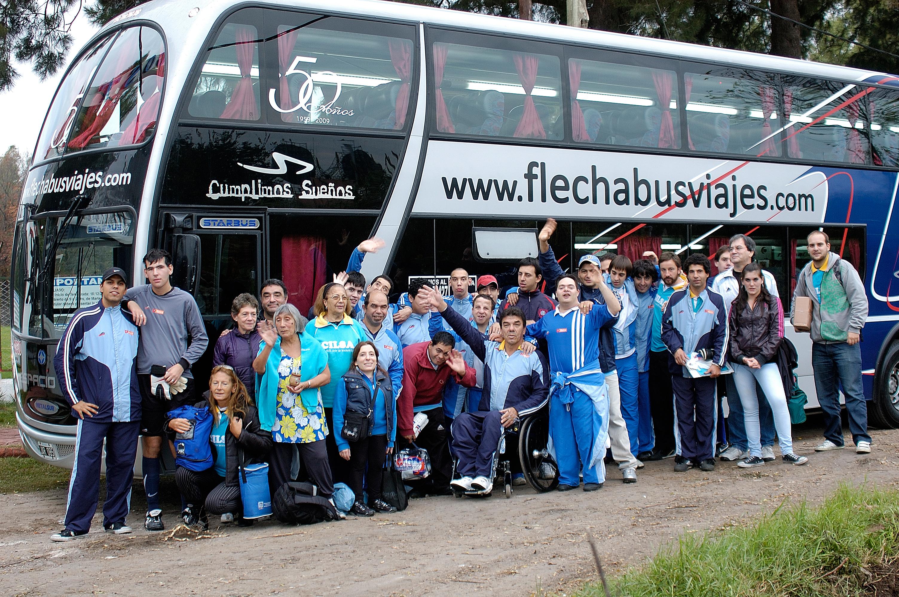 Fundación Flechabus